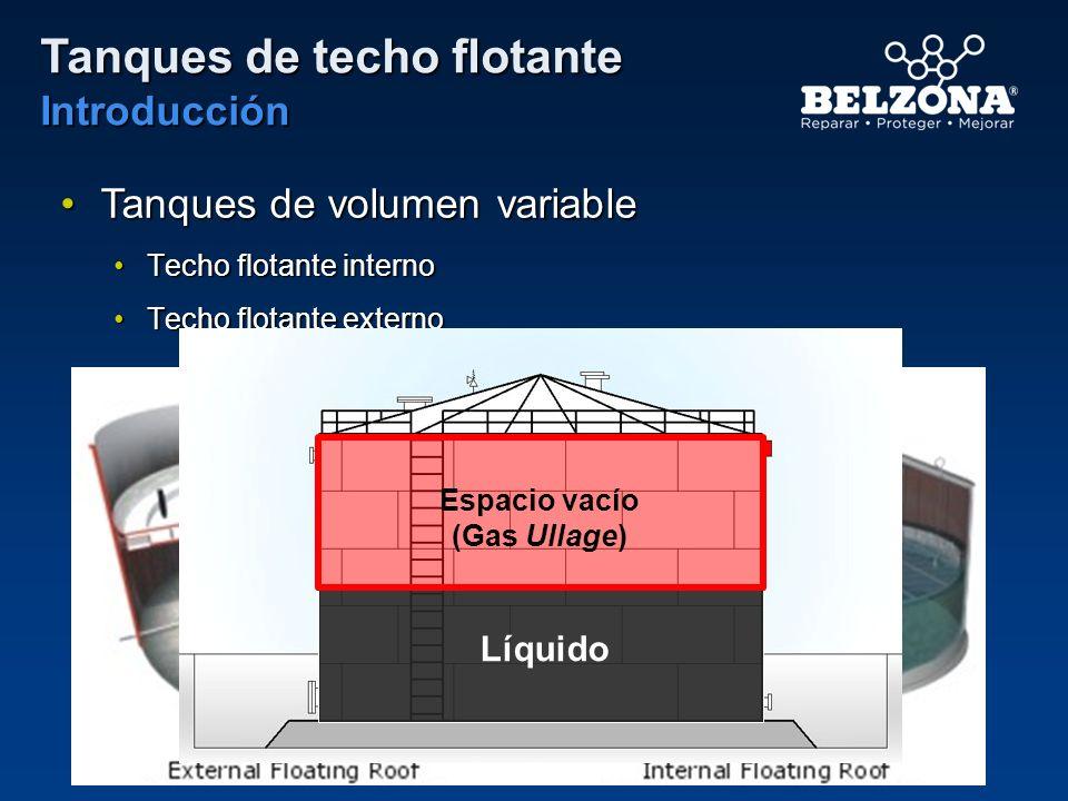 Sellado de fugas en techos flotantes – así como en cualquier equipo que flota, si llegara a ocurrir una fuga en un techo flotante éste podría hundirse Otras aplicaciones de sellado de fugas