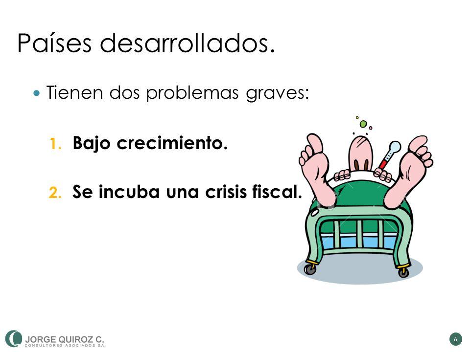 37 Descontento social Chile no se queda atrás...