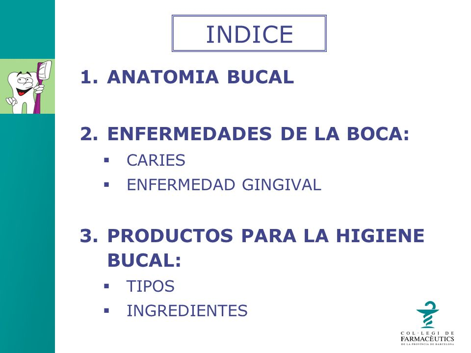 GINGIVITIS: - Aguda - Crónica PERIODONTITIS: - Aguda - Crónica ENFERMEDAD PARODONTAL: CLASIFICACIÓN