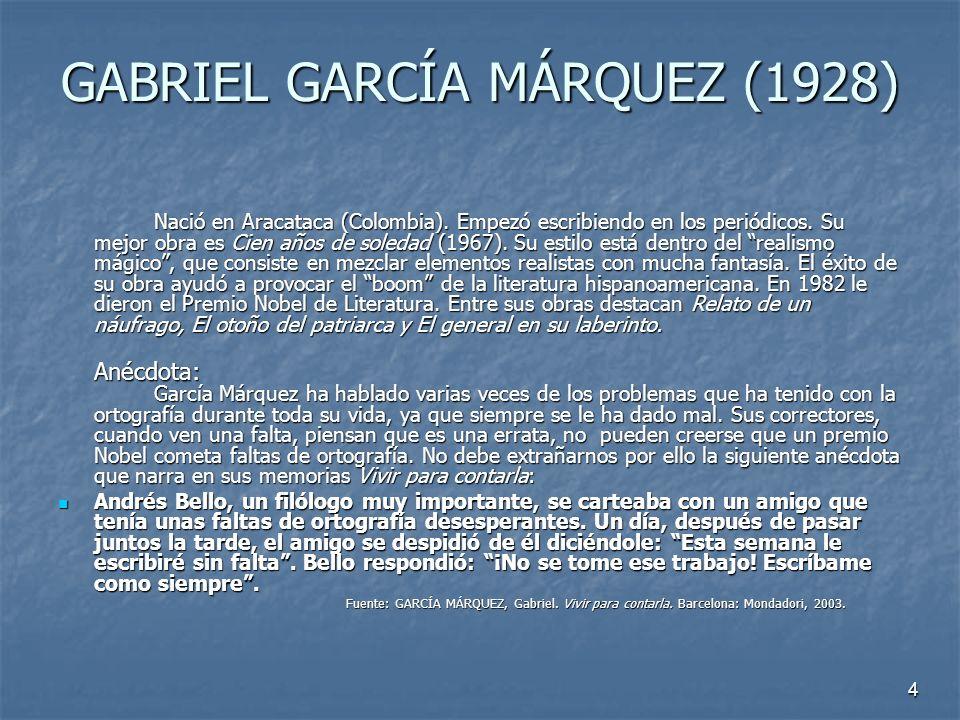 PÍO BAROJA (1872-1956) Estudió medicina, pero pronto se dio cuenta de que no estaba preparado para trabajar como médico.