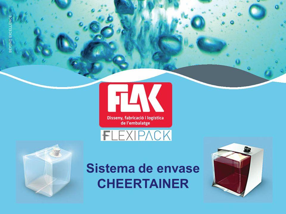 Sistema de envase CHEERTAINER