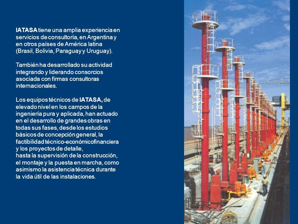 IATASA tiene una amplia experiencia en servicios de consultoría, en Argentina y en otros países de América latina (Brasil, Bolivia, Paraguay y Uruguay