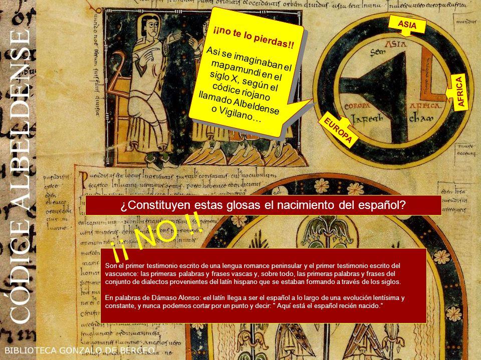 Las glosas del Aemilianensis 60, en total más de mil, están escritas en tres lenguas: - latín, - romance - vasco. Las escritas en latín lo están, natu