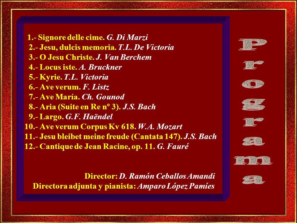 Coral y Orquesta de Cámara Villa de Móstoles
