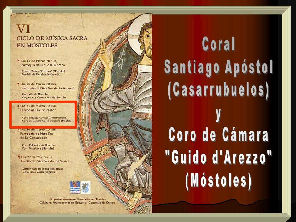 Como hemos dicho son muchos los grupos que han participado en estos seis ciclos, todos de Madrid y su Comunidad, y Comunidades vecinas; pero especialmente lo han hecho las otras corales que radican en nuestra ciudad y que no podemos ni debemos dejar de nombrarlas : Coral Ntra.