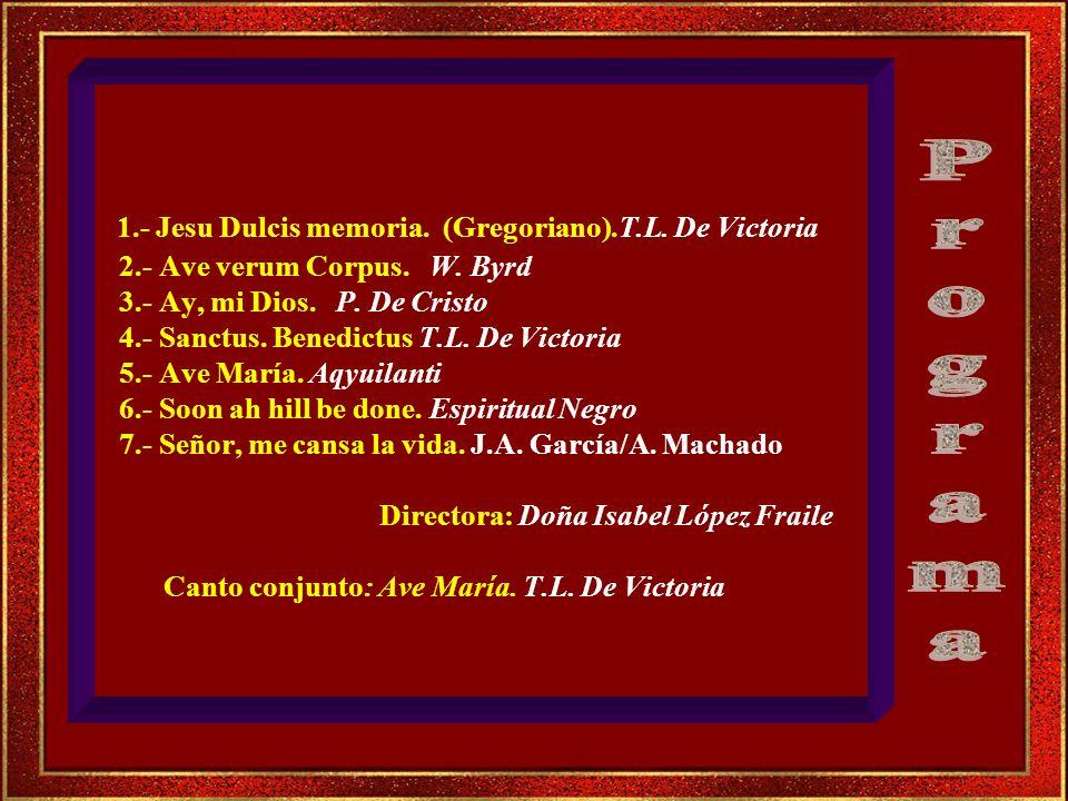 Coro de Cámara Guido dArezzo (Móstoles)