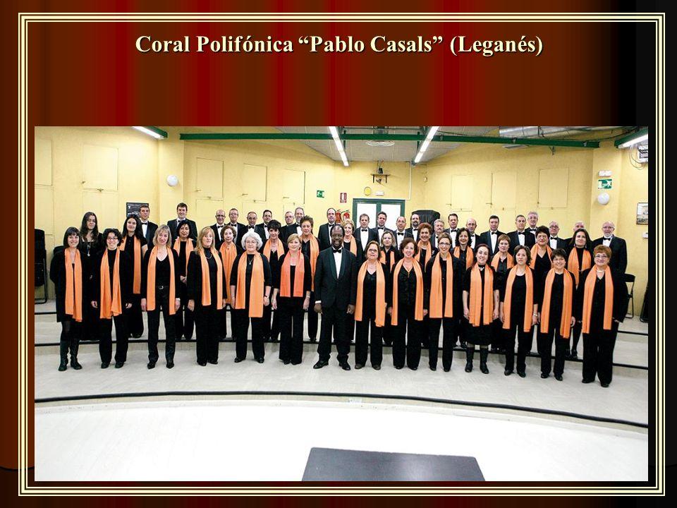 1.- Vinea mea electa.G.P. Palestrina 2.- Ave María.