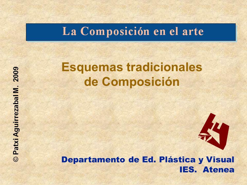 Esquemas tradicionales de Composición Departamento de Ed.