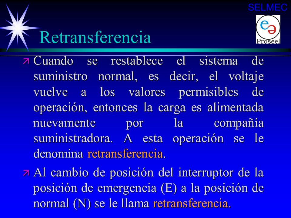 Transferencia C.F.E. C.L.y F.C. C.F.E. ALIMEN. NORMAL NORMALALIMEN. INTERRUPTORTRANSFERENCIA ALIMEN.EMERGENCIAALIMEN.EMERGENCIA PLANTA DE EMERGENCIA E