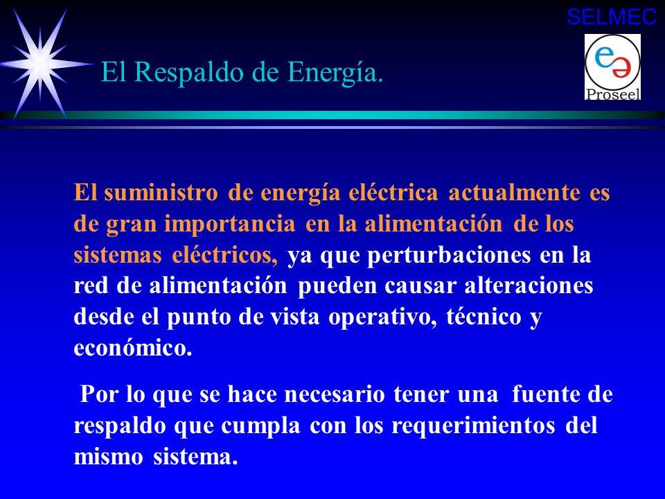 Plantas Eléctricas SELMEC