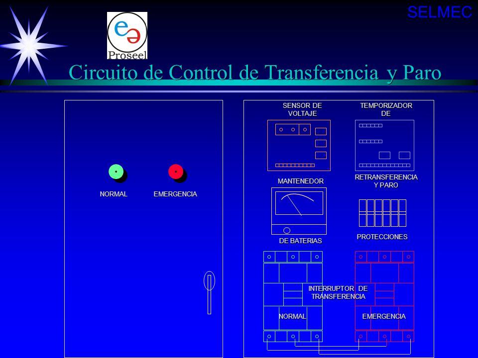 Monitoreo de Parámetros del Generador Volts L1-L2 Volts L2-L3 Volts L3-L1 Volts L1-N Volts L2-N Volts L3-N Amperes L1 Amperes L2 Amperes L3 Kilowatts
