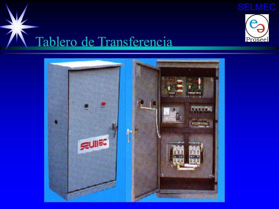Circuito de Control de Transferencia y Paro SENSOR DE VOLTAJE TEMPORIZADOR DE RETRANSFERENCIA Y PARO PROTECCIONES MANTENEDOR DE BATERIAS INTERRUPTOR D