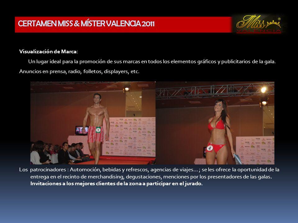 Visualización de Marca: Un lugar ideal para la promoción de sus marcas en todos los elementos gráficos y publicitarios de la gala.