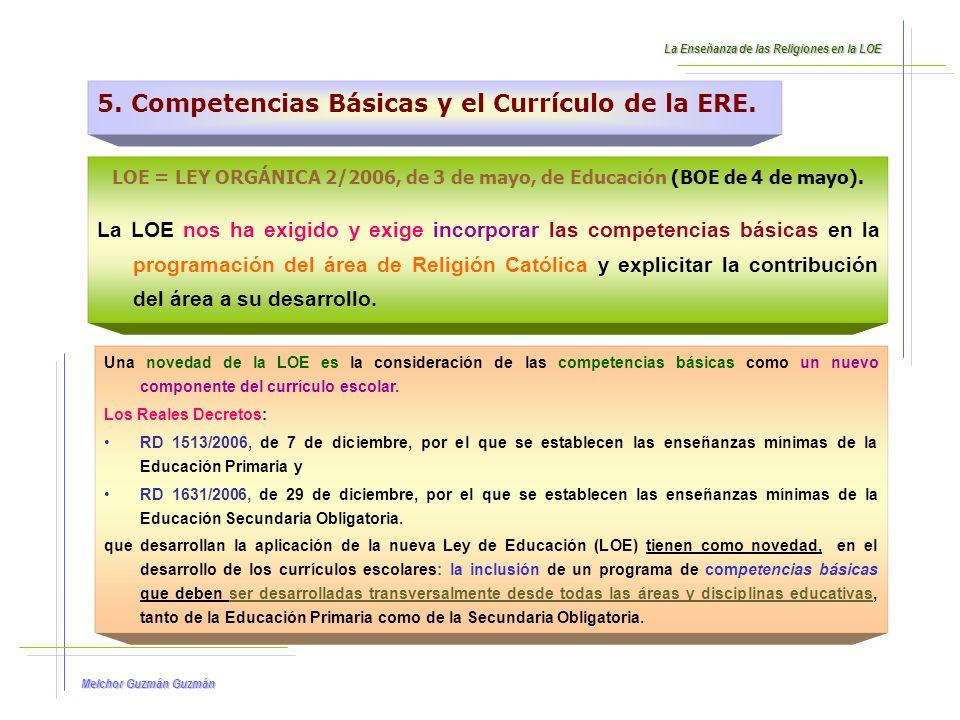 2.2. COMPETENCIAS BÁSICAS 3. CONTENIDOS 4. MÉTODOS PEDAGÓGICOS 6.