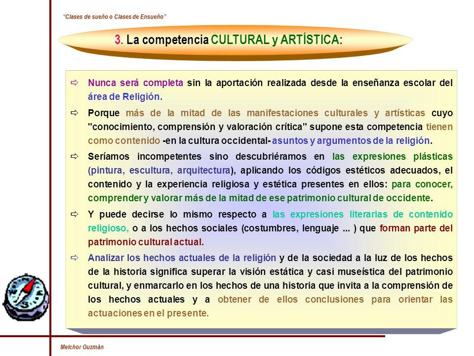 Melchor Guzmán Guzmán 4.La competencia MATEMÁTICA.