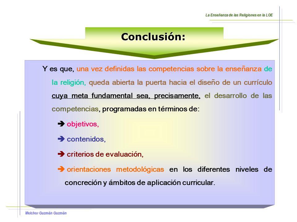 Melchor Guzmán Guzmán Posibles Competencias Competencias o Elementos Específicos sobre la ERE.