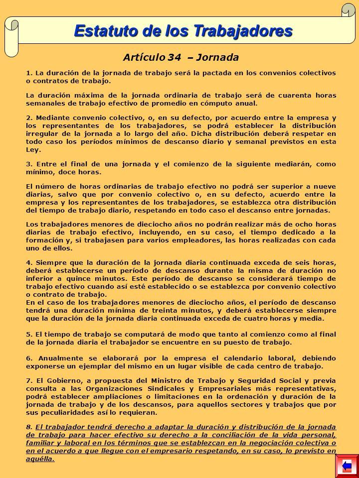 Artículo 34 – Jornada 1.