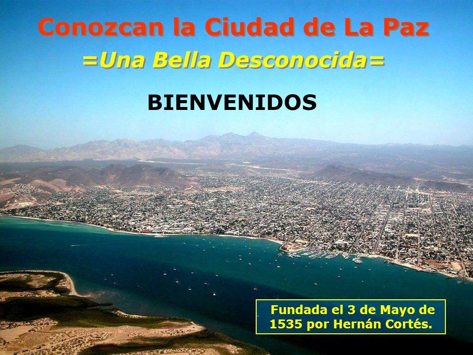 Una alargada porción de tierra cabalgando airosamente entre dos potentes mares Si. Esta es la fabulosa Península de Baja California MEXICO U.S.A. Mar