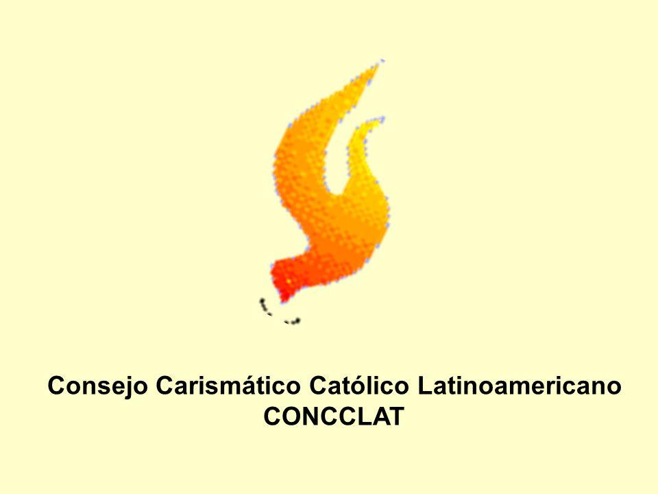 Consejo Carismático Católico Latinoamericano CONCCLAT