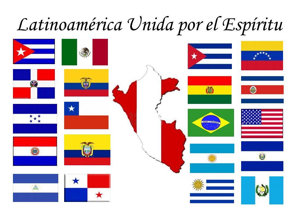 Latinoamérica Unida por el Espíritu