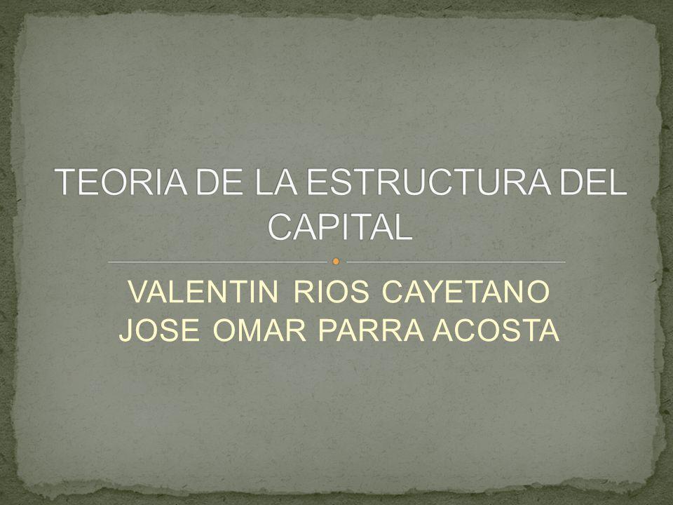 VALENTIN RIOS CAYETANO JOSE OMAR PARRA ACOSTA
