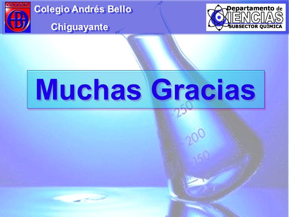 Muchas Gracias Colegio Andrés Bello Chiguayante Colegio Andrés Bello Chiguayante