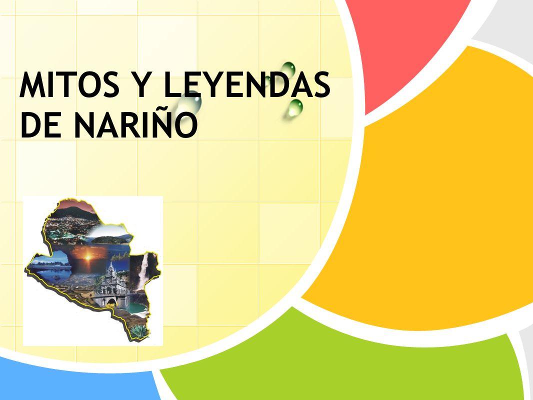 L/O/G/O MITOS Y LEYENDAS DE NARIÑO