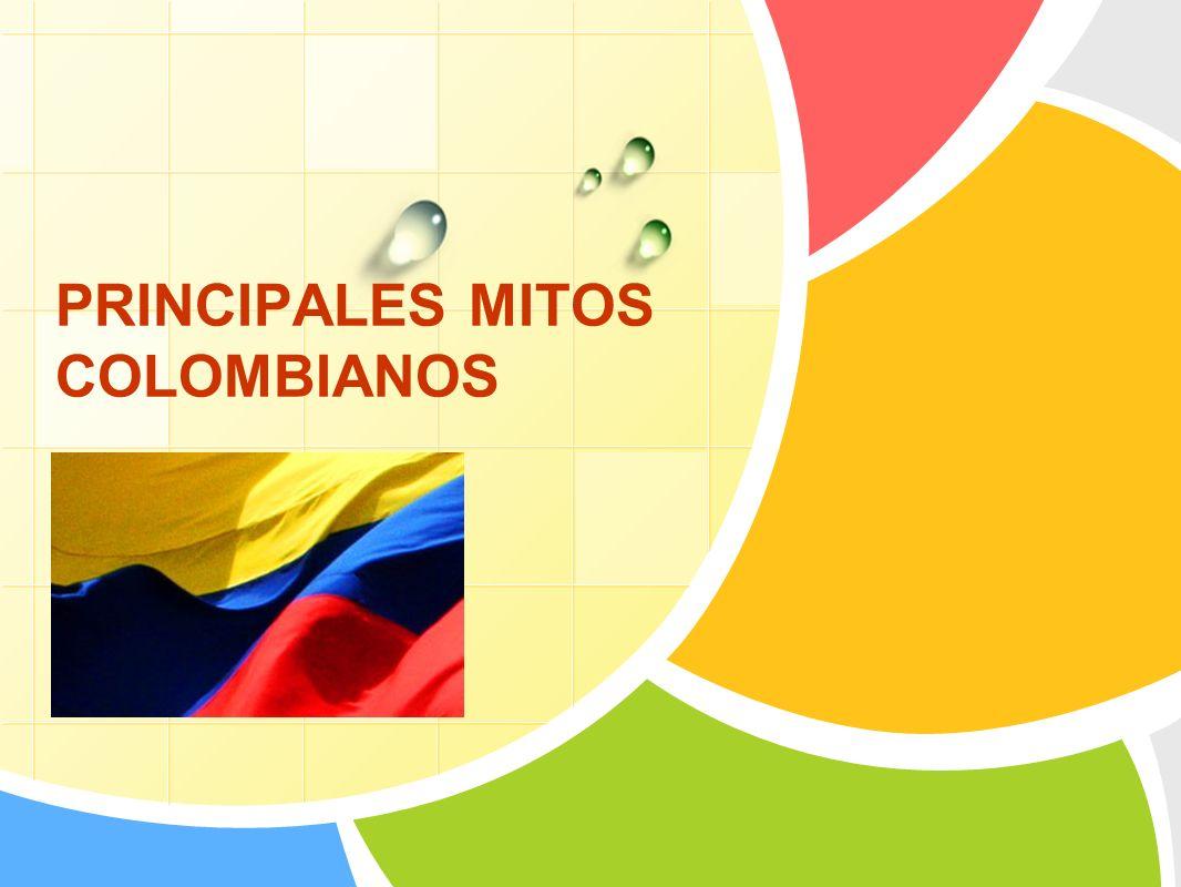 L/O/G/O PRINCIPALES MITOS COLOMBIANOS