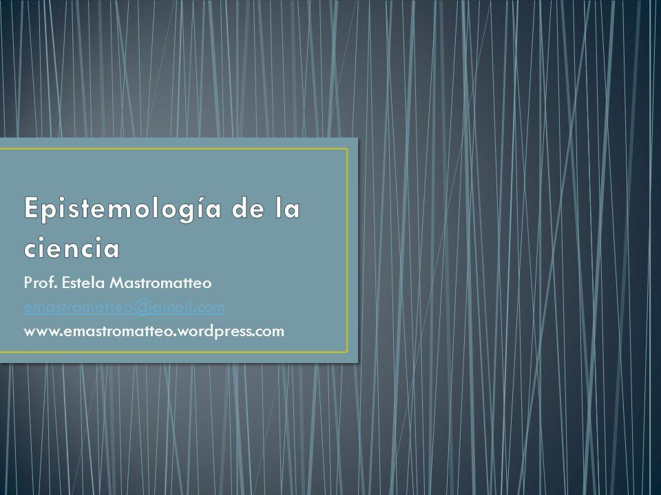 Prof. Estela Mastromatteo emastromatteo@gmail.com www.emastromatteo.wordpress.com