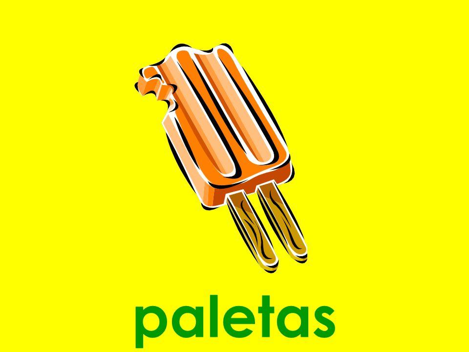 paletas