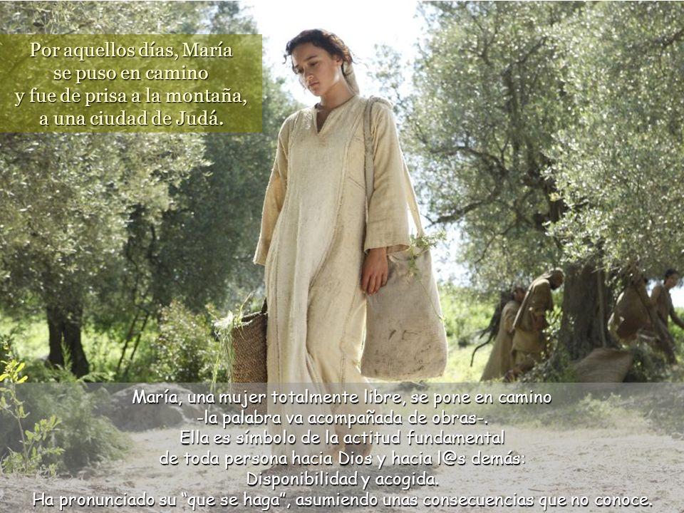 La esperanza de Dios y el futuro de la historia humana se condensan en el encuentro de dos mujeres. Lucas 1, 39-56 // Asunción de María. Comentarios y