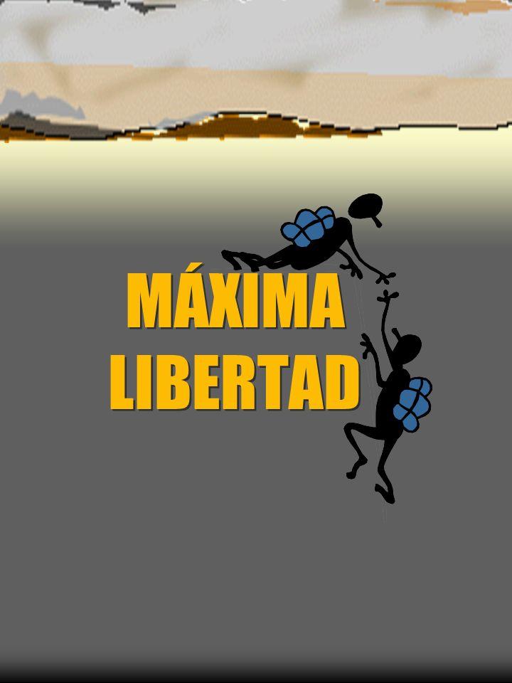 MÁXIMA LIBERTAD