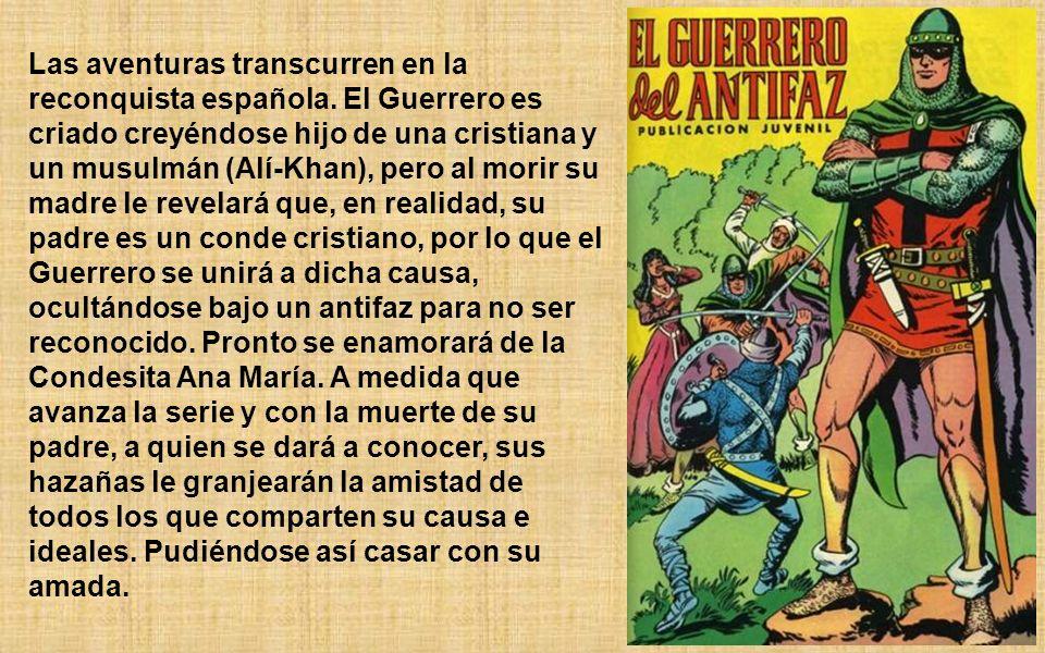El Guerrero del Antifaz es la serie más vendida en el cómic español, tuvo diferentes imitadores a lo largo de los años, pero ninguno pudo igualarlo. S