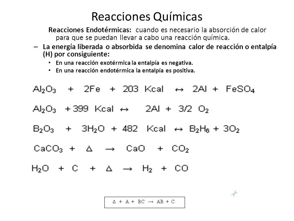 Ecuaciones Químicas La humanidad ha utilizado desde el principio de su existencia reacciones químicas para producir energía.