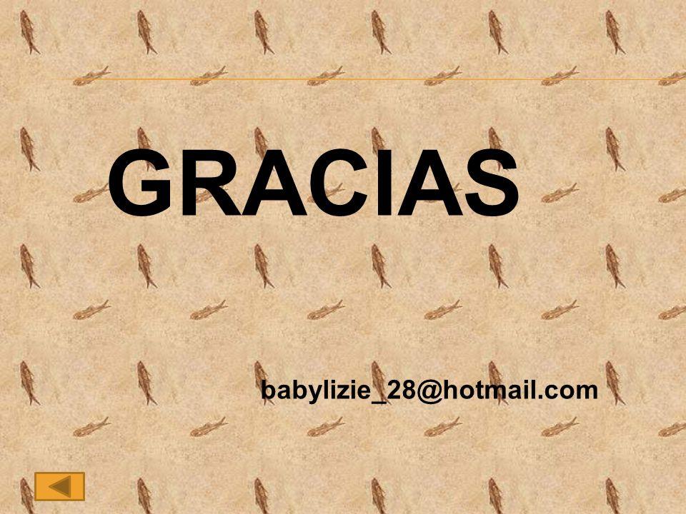 GRACIAS babylizie_28@hotmail.com