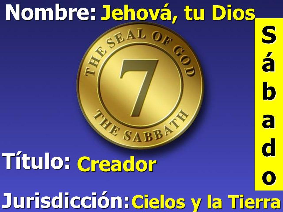 Acuérdate del día de reposo para santificarlo. Seis días trabajarás, y harás toda tu obra; Más el séptimo día es reposo para Jehová tu Dios; no hagas