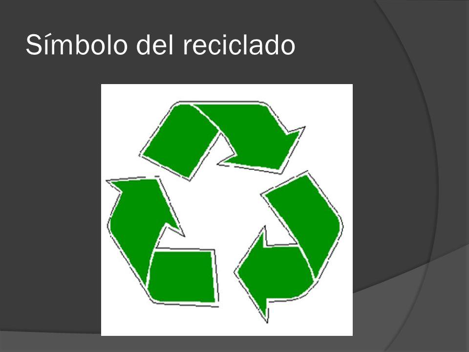 Técnicas de reciclaje.