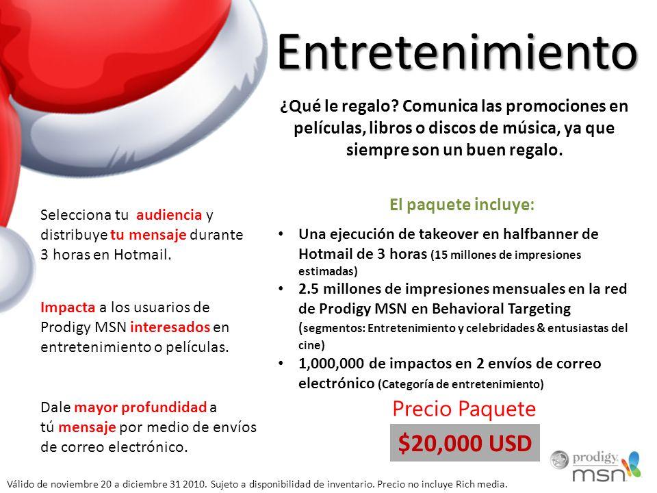 Prodigy MSN 508196740 ventas@prodigymsn.com ¡Conéctate con nosotros hoy mismo!