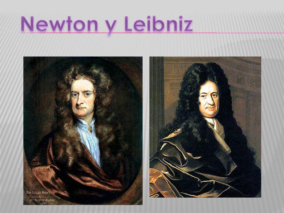 Isaac Newton 4 de enero en 1642, Lincolnshire hasta 1727, Londres.