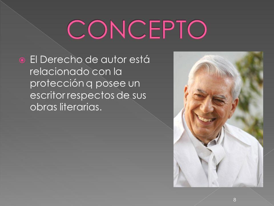 Protege las creaciones producto del Ingenio Humano (creaciones intelectuales), que por su originalidad constituyen obras.