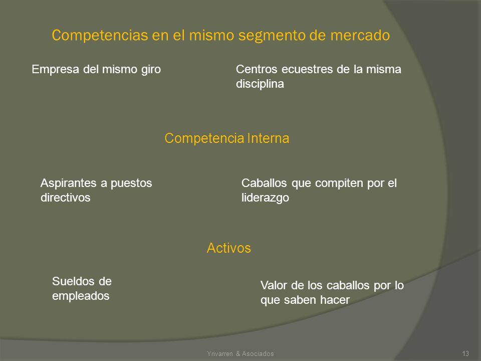 Espacio Físico Oficinas Caballeriza Yrivarren & Asociados12 Expectativas de Directivos y Propietarios Desempeño Laboral Desempeño en Concurso