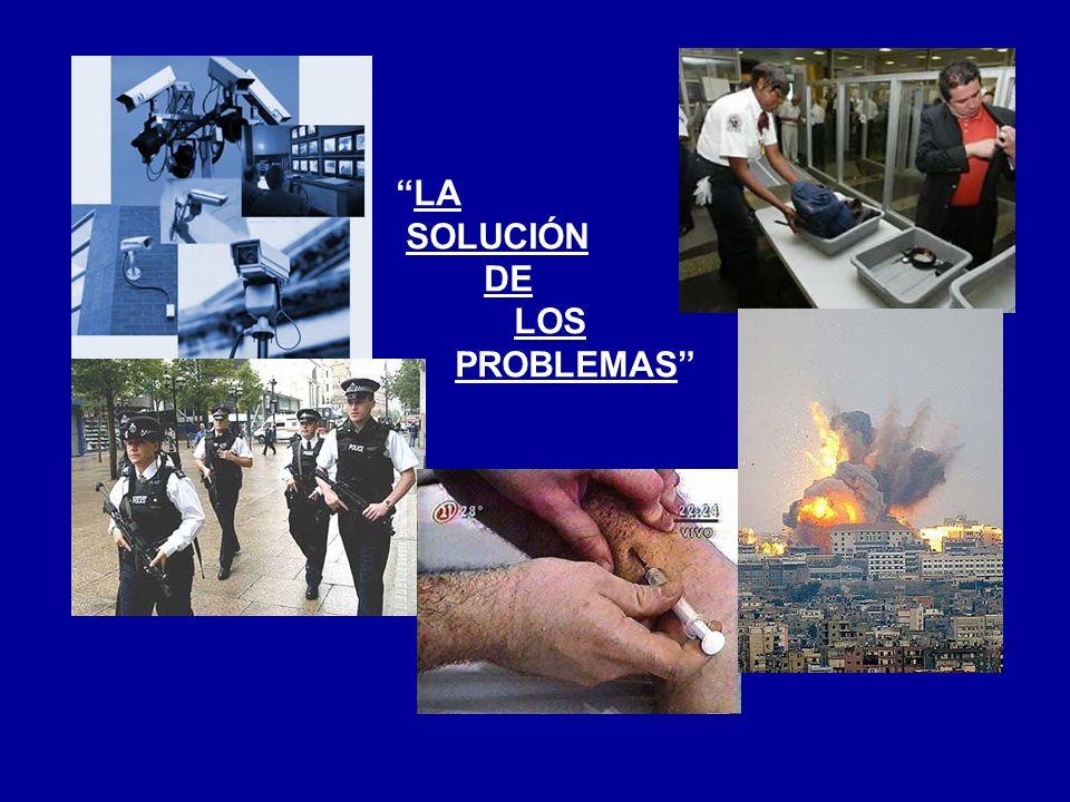 LA SOLUCIÓN DE LOS PROBLEMAS