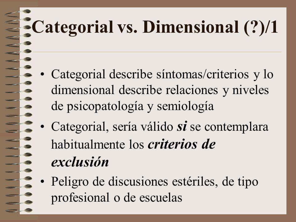 Inteligibilidad científica/2 Jorge Wagensberg (2000) 3) Una circunstancia, problema, o situación encaja, con igual derecho, en dos clases diferentes (