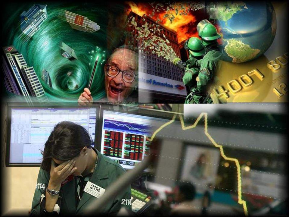 un proceso que está llevando, a menos que nosotros nos despertemos y crezcamos, hacia un gobierno, ejército, banco central y dinero, mundiales, y haci