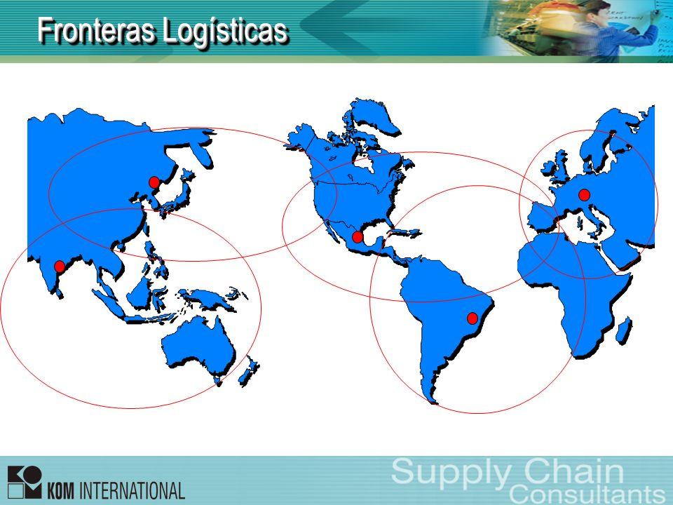 Fronteras Logísticas