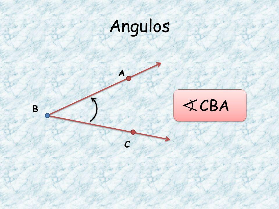 Triángulos Nota: En un triangulo rectángulo, las rectas que forman el Angulo recto se llaman catetos y el lado opuesto a dicho ángulo es denominado hipotenusa Hipotenusa Cateto