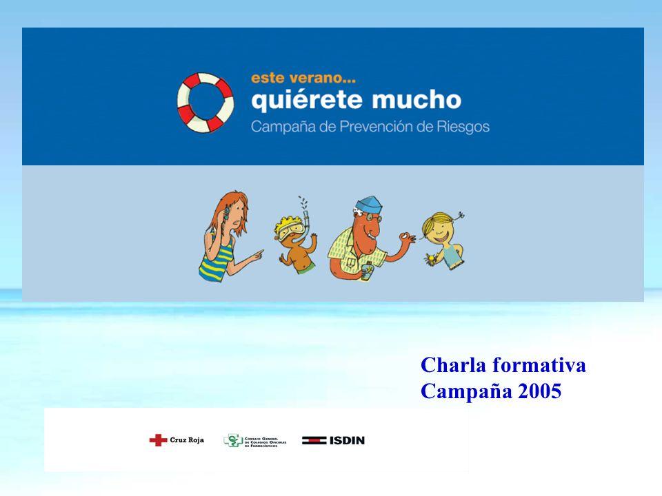 Charla formativa Campaña 2005