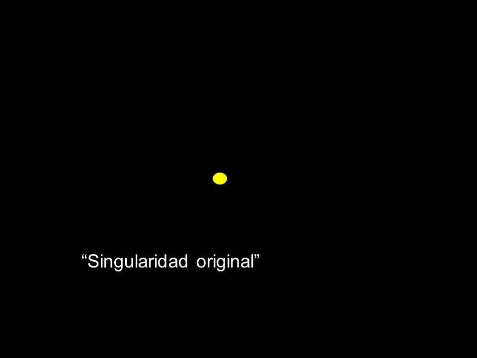 Singularidad original