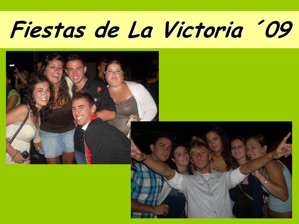Fiestas de La Victoria ´09