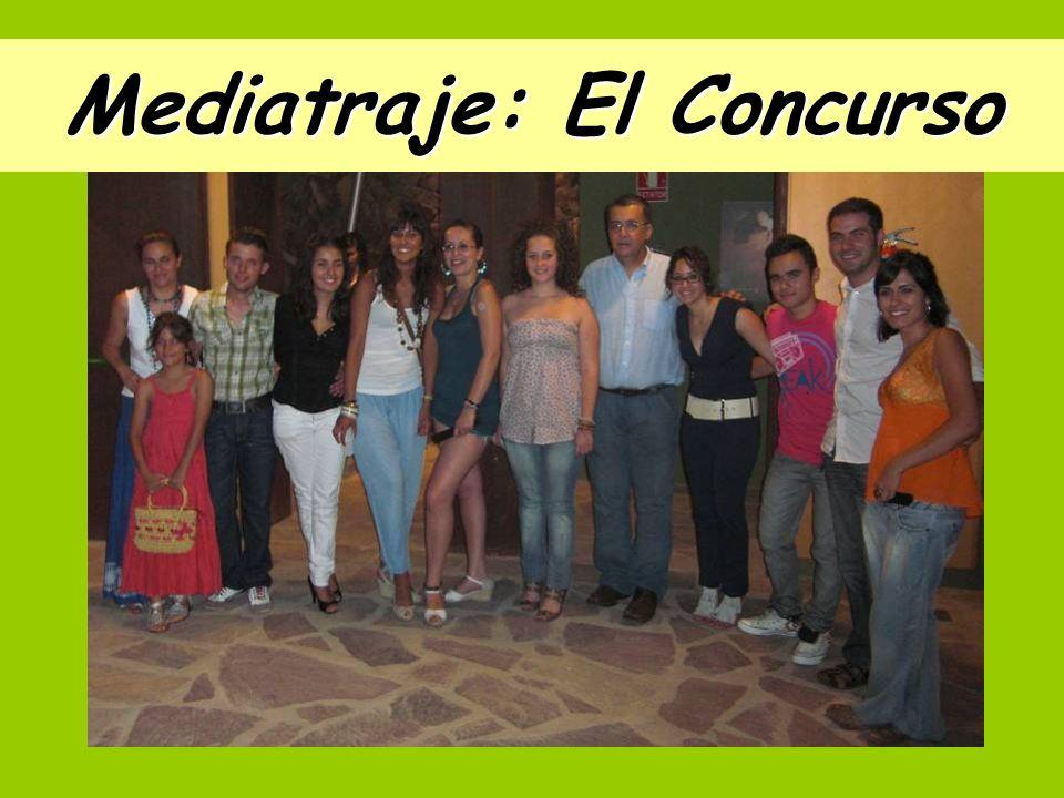 Mediatraje: El Concurso